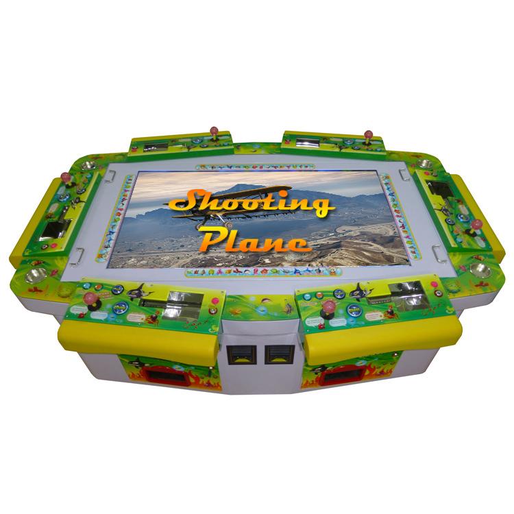 shooting arcade machine