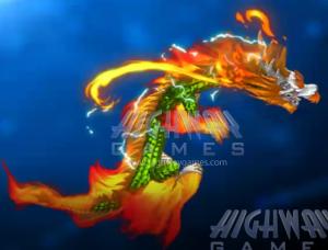 Ocean King 3 : Flaming Dragon