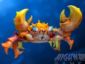 Ocean King 3 : Emperor Crab