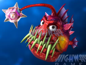 Ocean King 3 : Darkness Monster