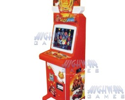 Fire Fighter Hero Arcade Machine - Video Redemption
