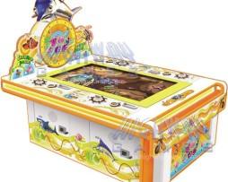 Fish Lagoon Arcade Machine - Video Redemption