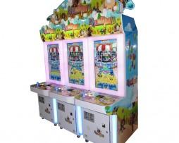 Madagascar Video Redemption Arcade Game Machine