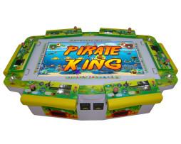 Pirate King Arcade Machine - Video Redemption