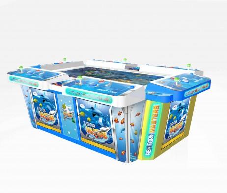 Fish Fork Master Arcade Machine - Video Redemption
