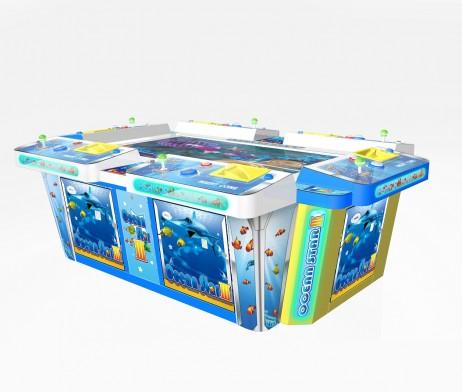 Ocean Star 3 Arcade Machine - Video Redemption