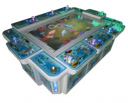 Seafood Paradise 2 Plus 8 Player Arcade Machine