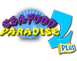 Seafood Paradise 2 Plus Logo, Video Redemption Arcade Games, Seafood Paradise 2 Plus Chinese Version