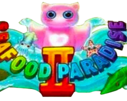 Seafood Paradise 2 Chinese Version Game Kit Logo Video Redemption