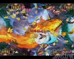 Fire Dragon Arcade Game, Video Redemption, Arcade Machine, Gameplay Image