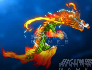 Ocean King 3 : Flaming Dragon