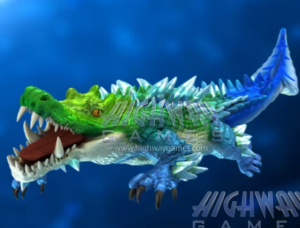 Ocean King 3 : Ancient Crocodile